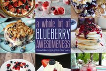 Blueberry Hill / All things #blueberry