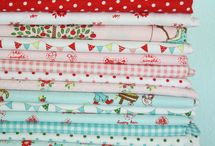 Beautiful fabrics / by Leanne Platt
