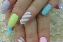 Nailssss / by Gussie Quinata