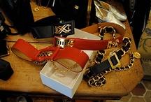 accrutrements n .. accessories / by Schellie