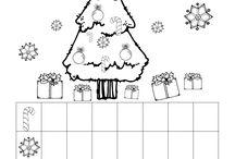 Christmas - maths / by Callie-Ann Schahinger