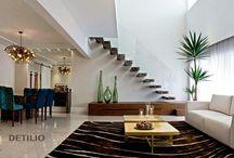 escada pra casa