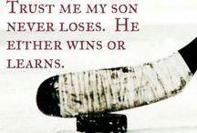 I'm a hockey mom