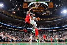 NBA Basketball / by Megan Tomasello