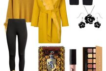 Hufflepuff fashion