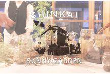 SHINKAI SUNNY GARDEN / WE DO WHAT WE LOVE   PLAN IT TO PLANT