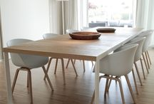 Modern Wood tables