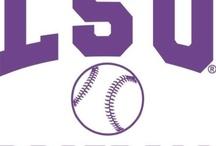 LSU baseball / by Lsugirlygirl