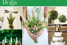 Düğün Konseptleri / Hayalini kurduğunuz düğün için tüm fikirler burada!