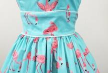 Flamingo's / Those Pretty Pink Birds With Skinny Legs!