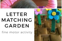 gardening tot school