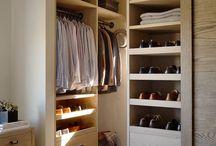 Dormitorios / Closets