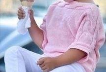 вязание детям
