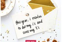 New Years Marketing
