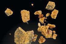 MINERALOGIE- 9. organické minerály