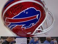 Buffalo Bills Memorabilia / Buffalo Bills Memorabilia