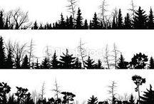 tatoos bosques
