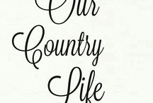 ~♡~Our country life~♡~ / Welcome to my board.Pin whatever inspires you.....no pin limits!!!!!