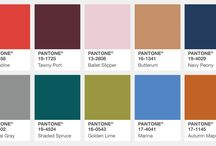 Pantone's Fall 2017 Fashion Colour Report