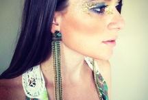 makeup de carnaval