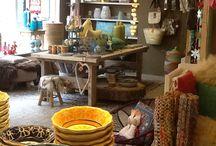 Casa colora / Hippe kleurrijke winkel in Schagen