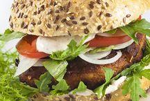 BURGER lovers / Zdrowa alternatywa dla burgera z fast-foodu.