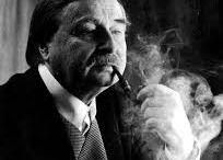 Milorad Pavic / Great serbian author Milorad Pavic