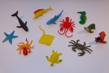 Diertjes / De leukste ideetjes wat je met kleine diertjes kunt maken.