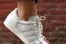 Chaussures Blanches ♥