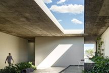 Architecture | Green Area & Patio