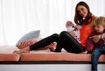 """The tale of Rebecca , Oscar and Billie Judd / Rebecca Judd might just be Australia's busiest mother. She also happens to be one of the most glamorous. The Melbourne-based beauty who describes herself as """"warm, genuine, busy, easy going and punctual"""" is married to Carlton football star Chris Judd."""