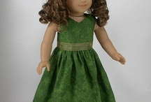 American Girl Doll clothes and accessories to make / by Anna Anderson