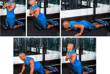 HAMSTRING STRETCH STRENGTH EXERCISES