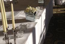 Woburn Sculpture Gallery / Wedding flowers created for weddings held at Woburn Sculpture Gallery and The Woburn Hotel