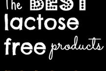 Lactose free recipes/links