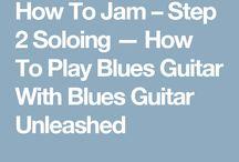 Blues Guitar Lessons