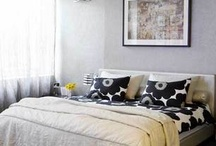 Bedrooms and Bedding inspiration / Bedroom inspiration with a Scandi minimal feel, Interior design ideas for that bedroom haven.Colours and styles of beautiful interior designs and bedrooms schemes and bedding from our brands. Contemporary bedding and dream bedroom decor ideas to help you create your own bedroom haven.