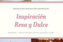 Inspiración para artistas, bloggers, etc