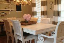 Dining Room / by Ashley Gordon