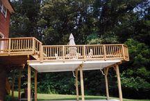 Deck Carports