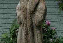 Pelzmäntel / killing animals for fur coat this is beautiful