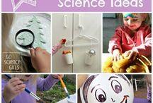 Kindergarten & science