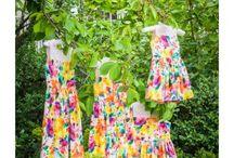 Bright colours wedding