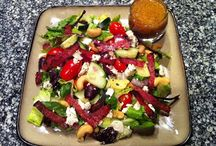 Healthy Lunches - Salads