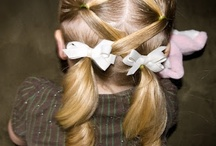 Children Hairstyles I like / by Erica Barnes
