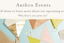 Events of interest