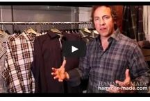 Hammer's Hints / Hints and tips on men's clothing that you always wanted to know and never wanted to ask.