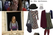 Violet Harmon outfits