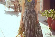 Summer Style / by Jessica Gibbs Bennett