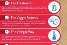 Essensial oils for skin problem